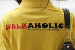 Walkaholic T-Shirt